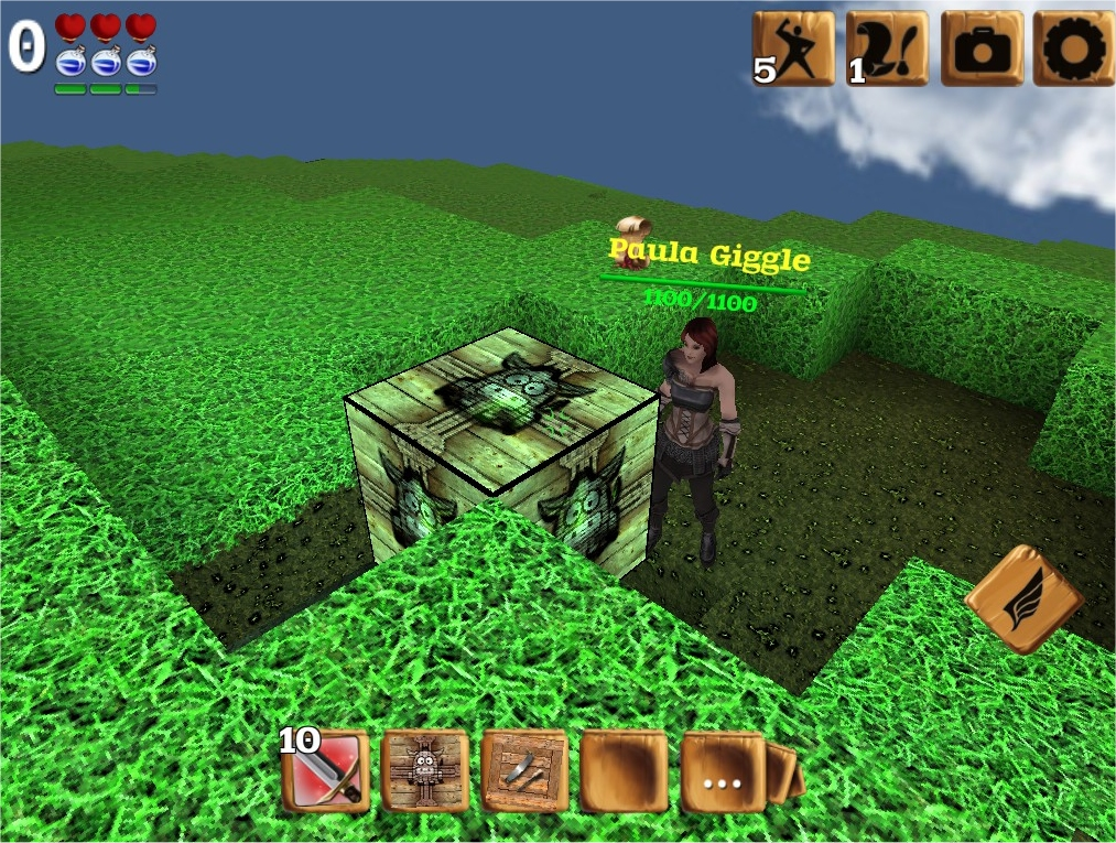 Block Story First Impressions: Yes, It's A Minecraft Clone