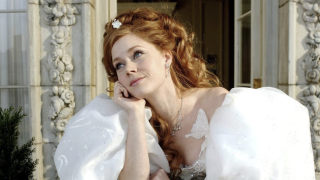 """Amy Adams in """"Happy Working Song"""""""