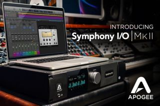 Apogee's New Audio Interface Symphony I/O Mk II