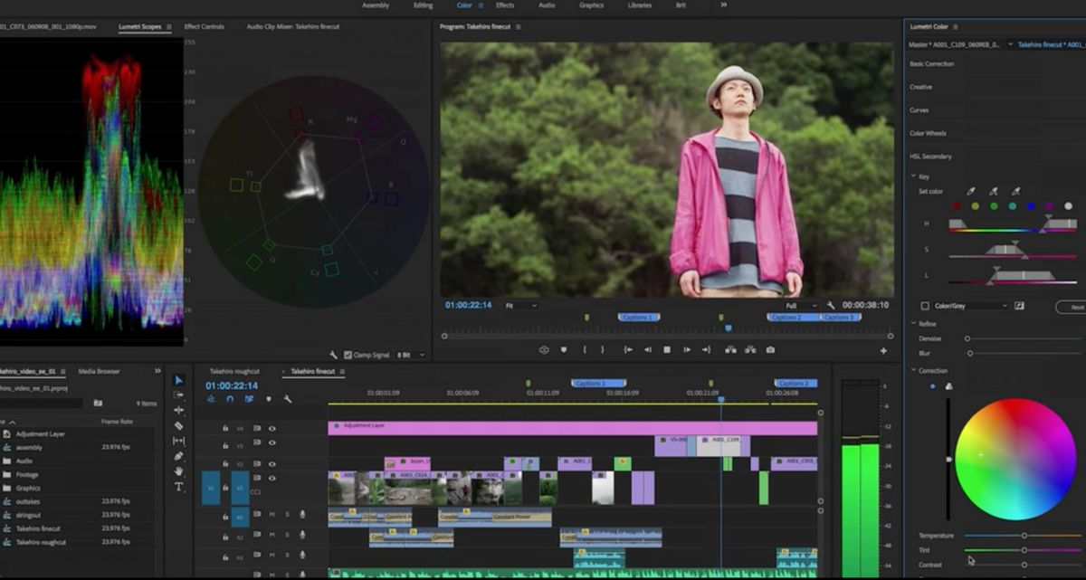 best consumer video editing software 2018