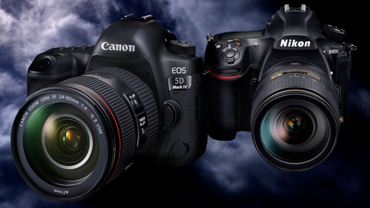 Canon vs Nikon: who makes the best cameras in 2021? Two big makers fight it out