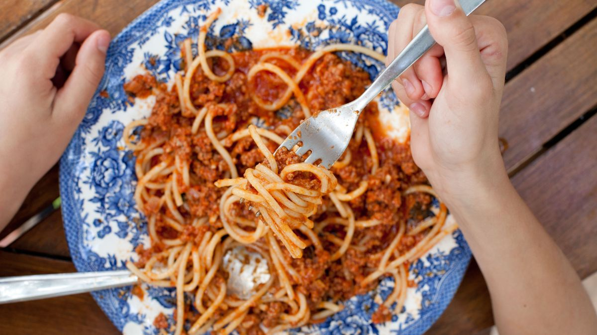 This spaghetti bolognese recipe is guaranteed to be a winner