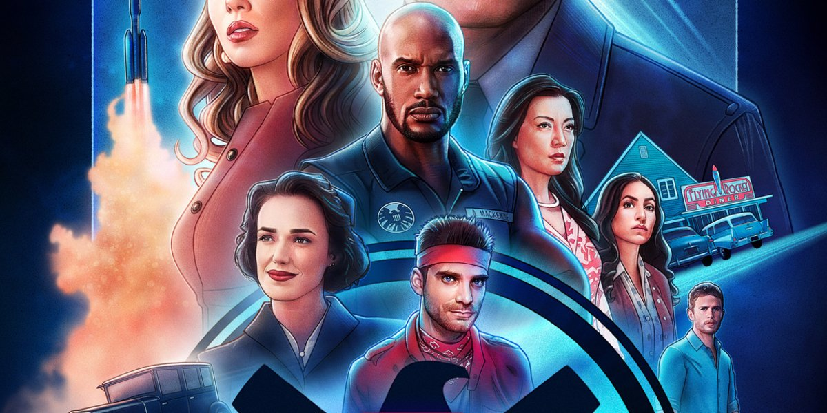 agents of shield season 7 poster abc marvel