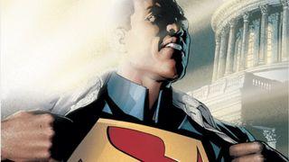 image of Calvin Ellis/President Superman
