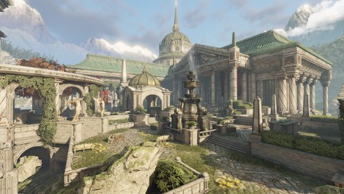 Gears Of War 3 Fenix Rising Map Pack Introduces New Experience System #20068