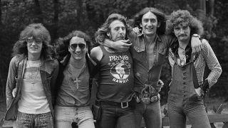 Uriah Heep in 1972