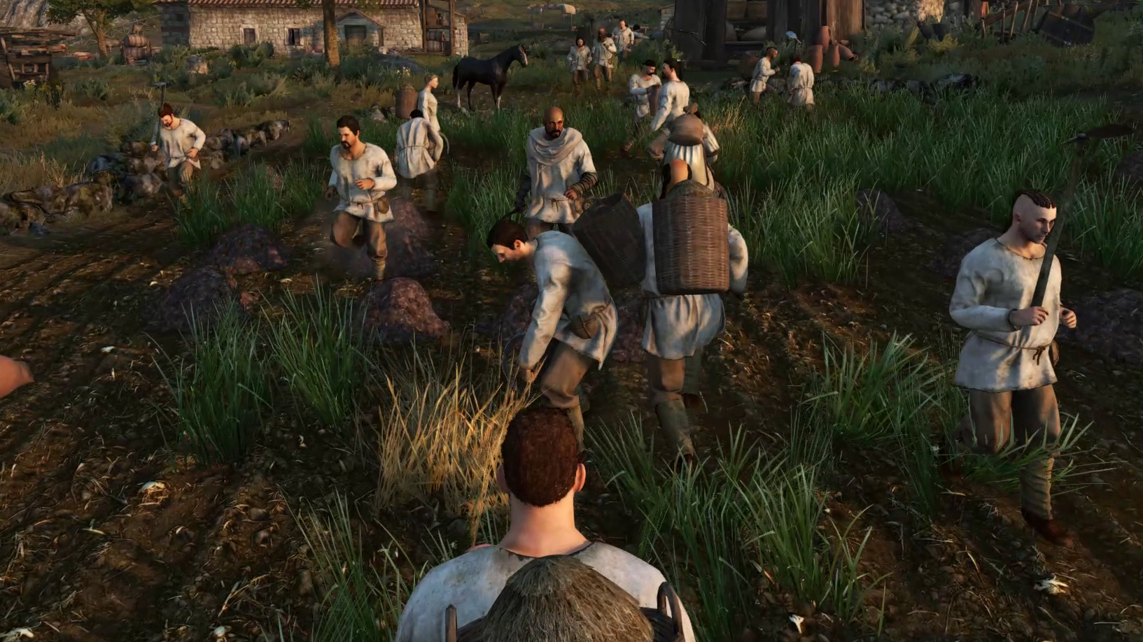 Bannerlord mod turns Mount and Blade 2 into an 800-player MMO