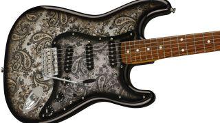 Fender Black Paisley Strat