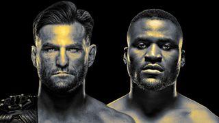 UFC 260 Miocic vs. Ngannou 2 go head to head again