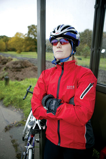 Wet/cold weather cycling clothing