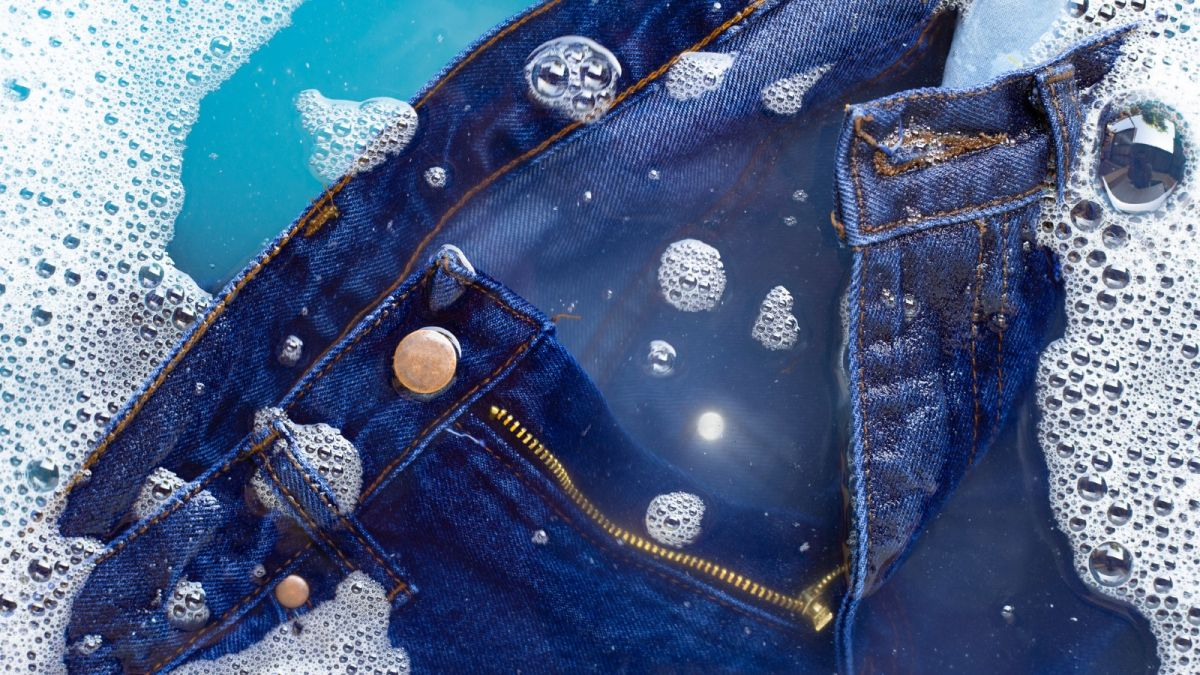 This is the exact way you should wash your jeans in future