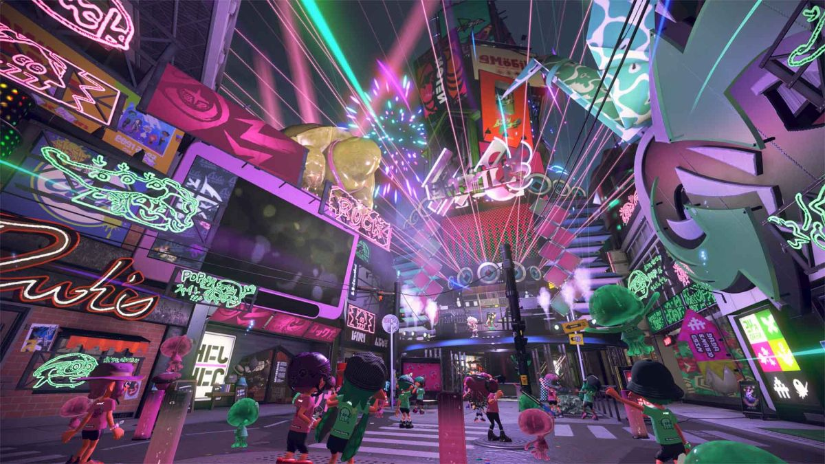 Jump into Splatoon 2 this weekend to play in the final Splatfest of the game's lifetime