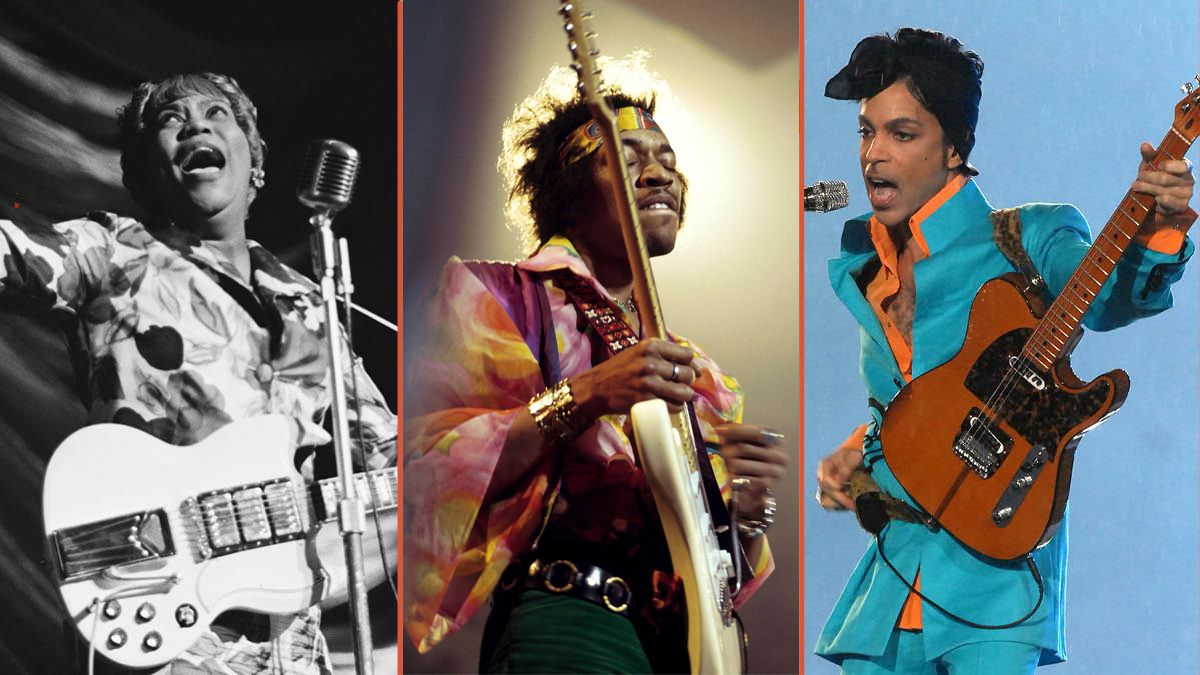 The 47 greatest live guitar moments: the most iconic, infamous and explosive onstage antics in six-string history