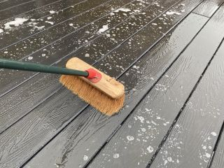How to Clean Decking