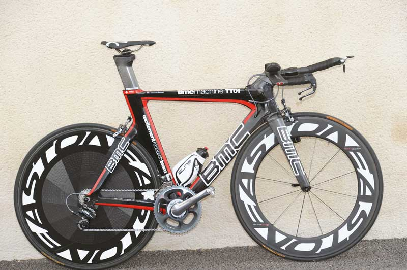 bmc, time trial bike, tt01, cadel evans
