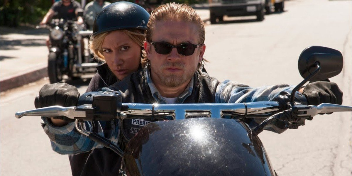 Ashley Tisdale, Charlie Hunnam - Sons Of Anarchy