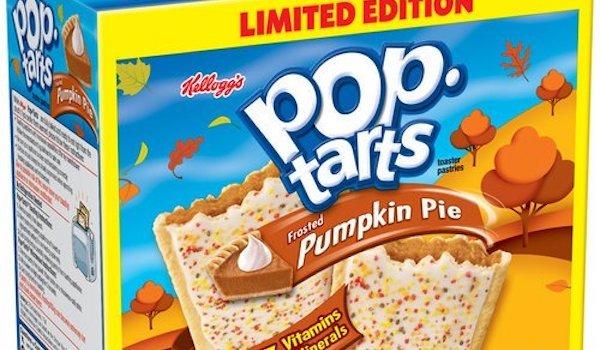 Pumpkin Pie Pop Tarts