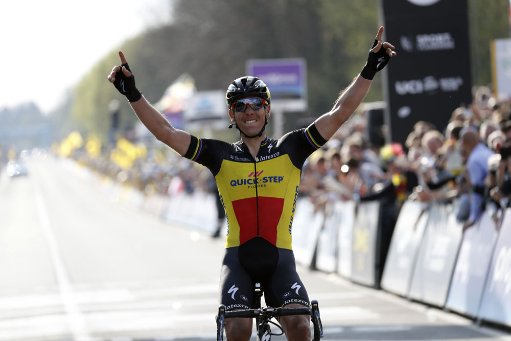 Philippe Gilbert out of remaining Ardennes Classics with ...