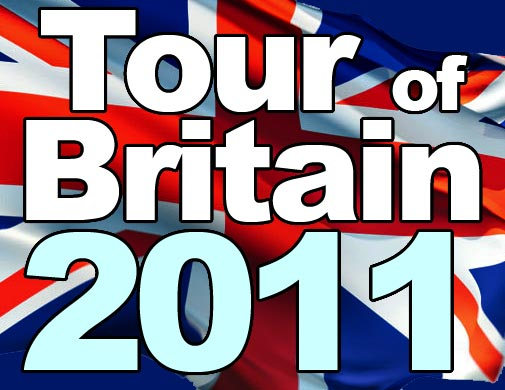 Tour of Britain 2011 logo