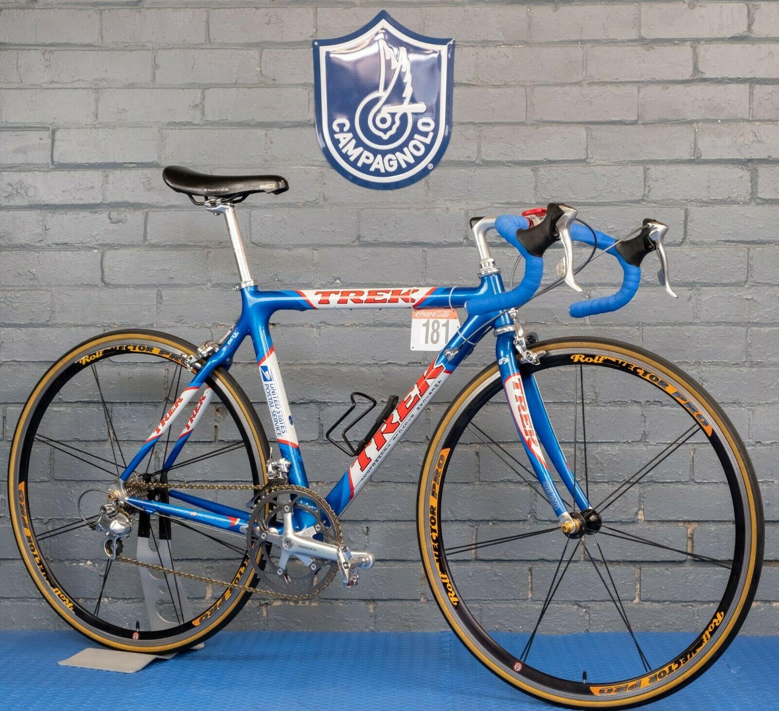 Ebay Finds Lance Armstrong Replica Trek 5500 Oclv Cyclingnews
