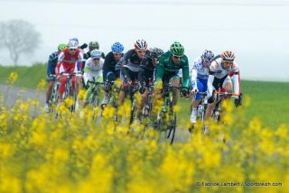 The final day of racing at the Circuit Cycliste Sarthe