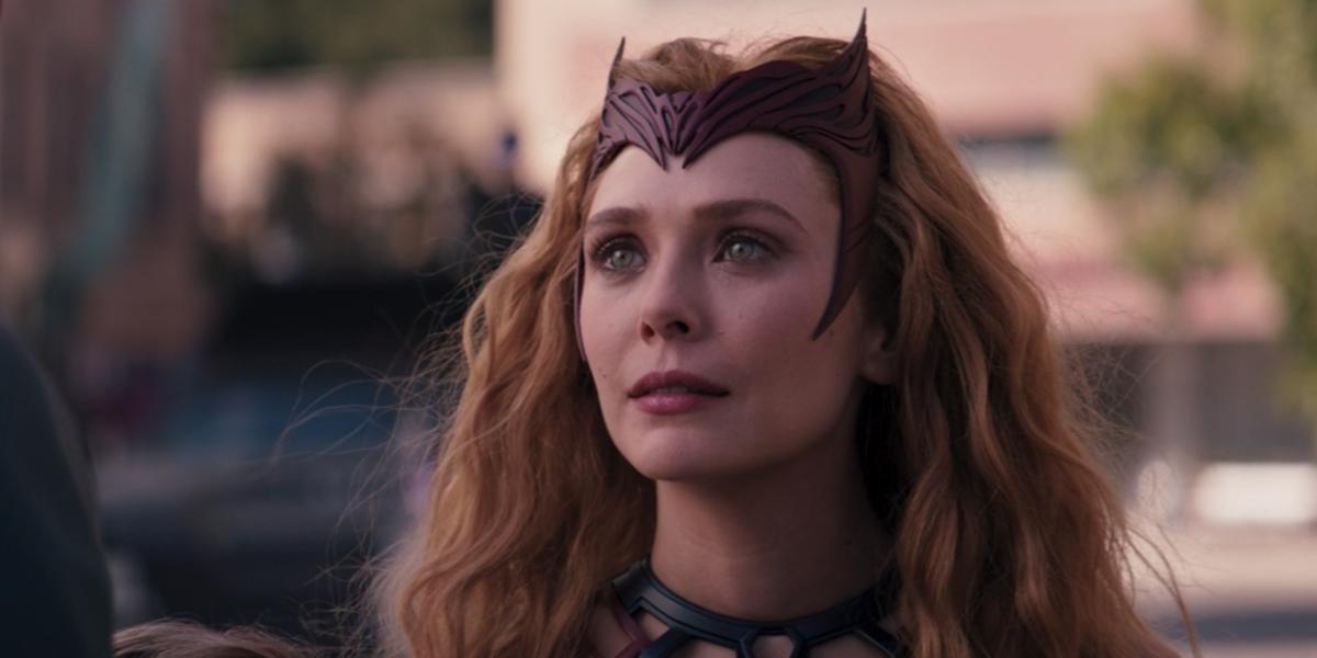 Elizabeth Olsen's Latest Doctor Strange 2 Update Teases A New Tone For The MCU