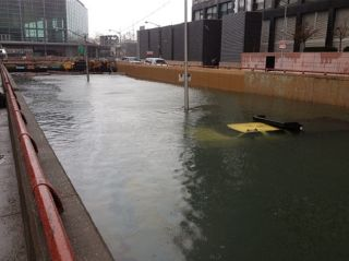 Superstorm Sandy New York City