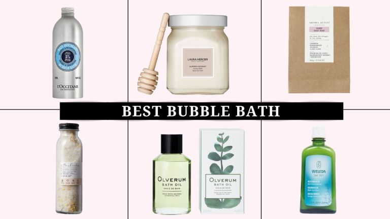 Six of the best bubble bath salts and oils