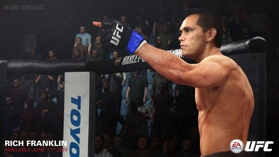 EA Sports UFC Screenshots Keep The Hype Going For PS4, Xbox One #31510