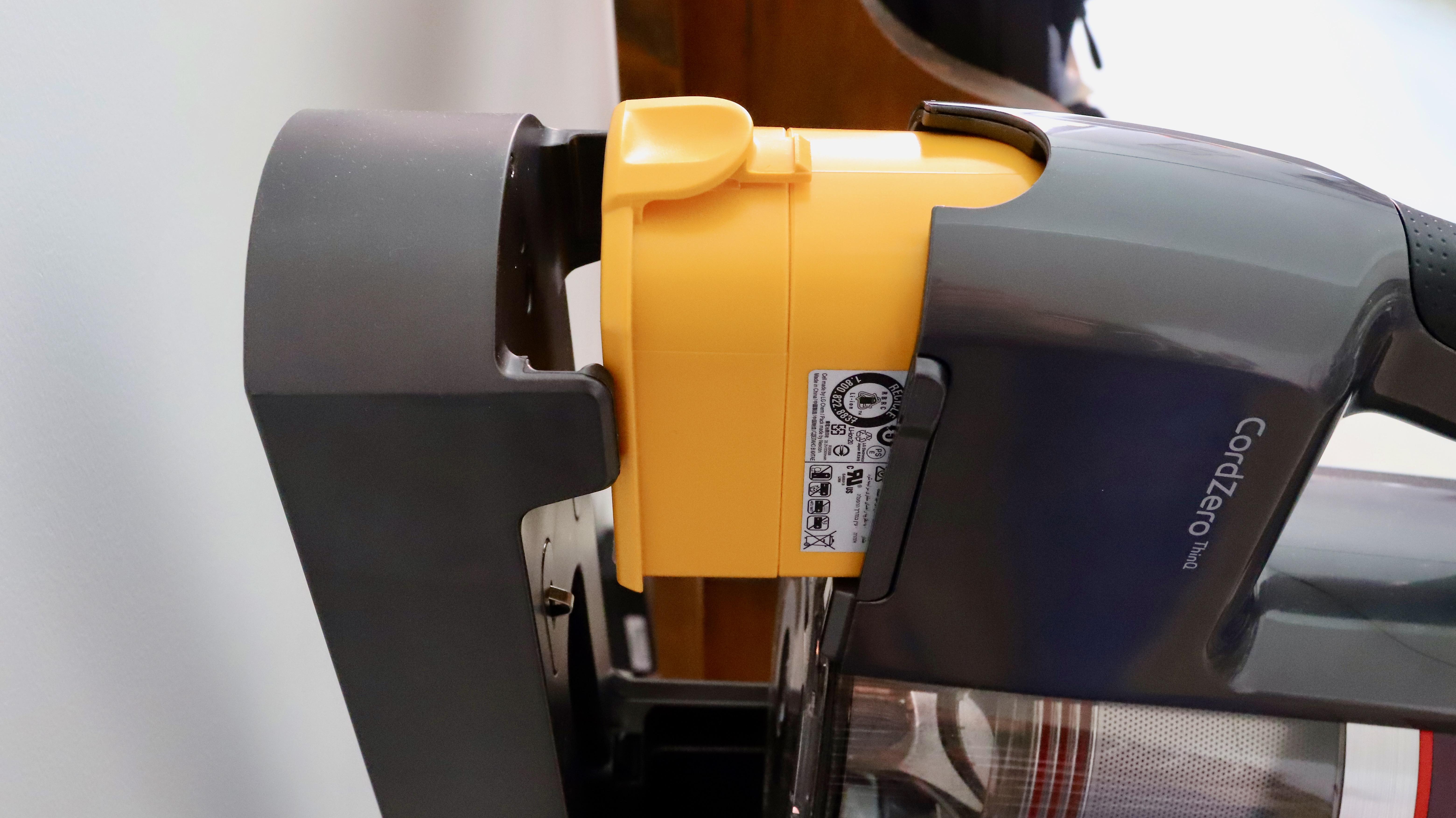 LG CordZero A9 Kompressor handstick vacuum mop
