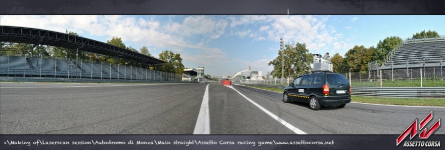 Assetto Corsa Features Autodromo Di Monza, New Screenshots Released #20603