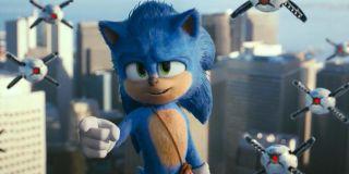 Ben Schwartz as Sonic the Hedgehog