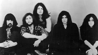 1970: Photo of Deep Purple