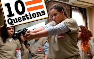 Orange is the New Black 10 Questions