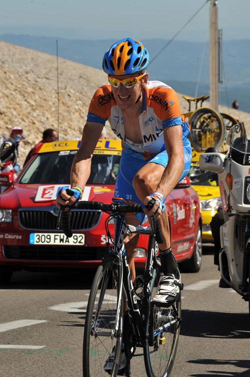 Bradley Wiggins, Tour de France 2009, stage 20