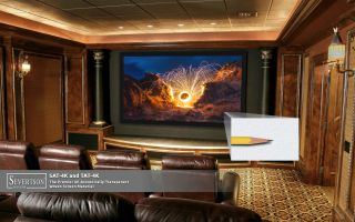 Severtson to Show SAT-4K Acoustically Transparent Screens at InfoComm