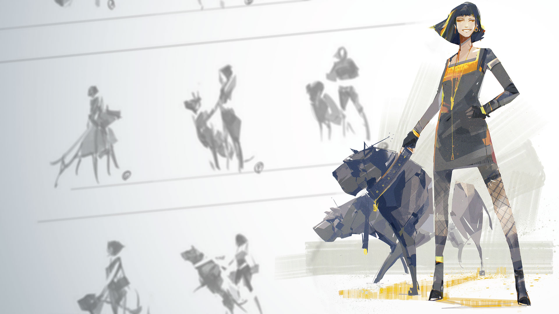 Improve your concept art skills in Photoshop | Creative Bloq