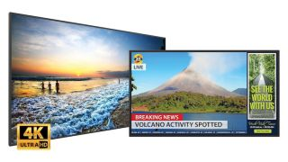 Leyard and Planar Add 4K Models to Simplicity Series LCD Line