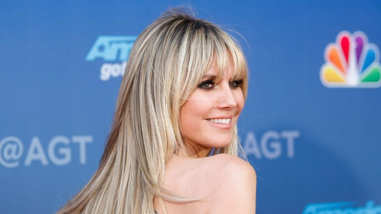 "Heidi Klum attends the ""America's Got Talent"" Season 15 Kickoff at Pasadena Civic Auditorium on March 04, 2020 in Pasadena, California."