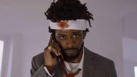 An image from Sorry to Bother You