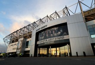 Derby County File Photo