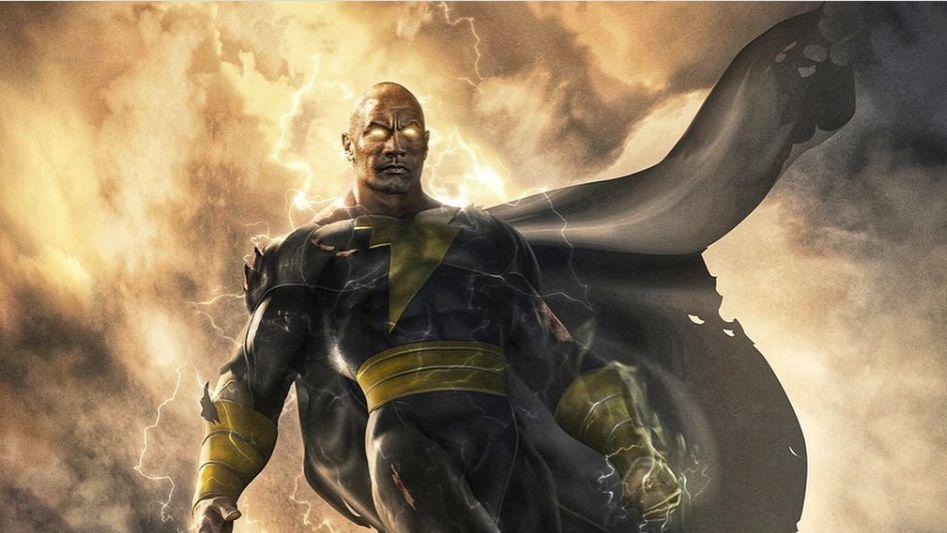 The Rock's DC Comics movie Black Adam has a release date
