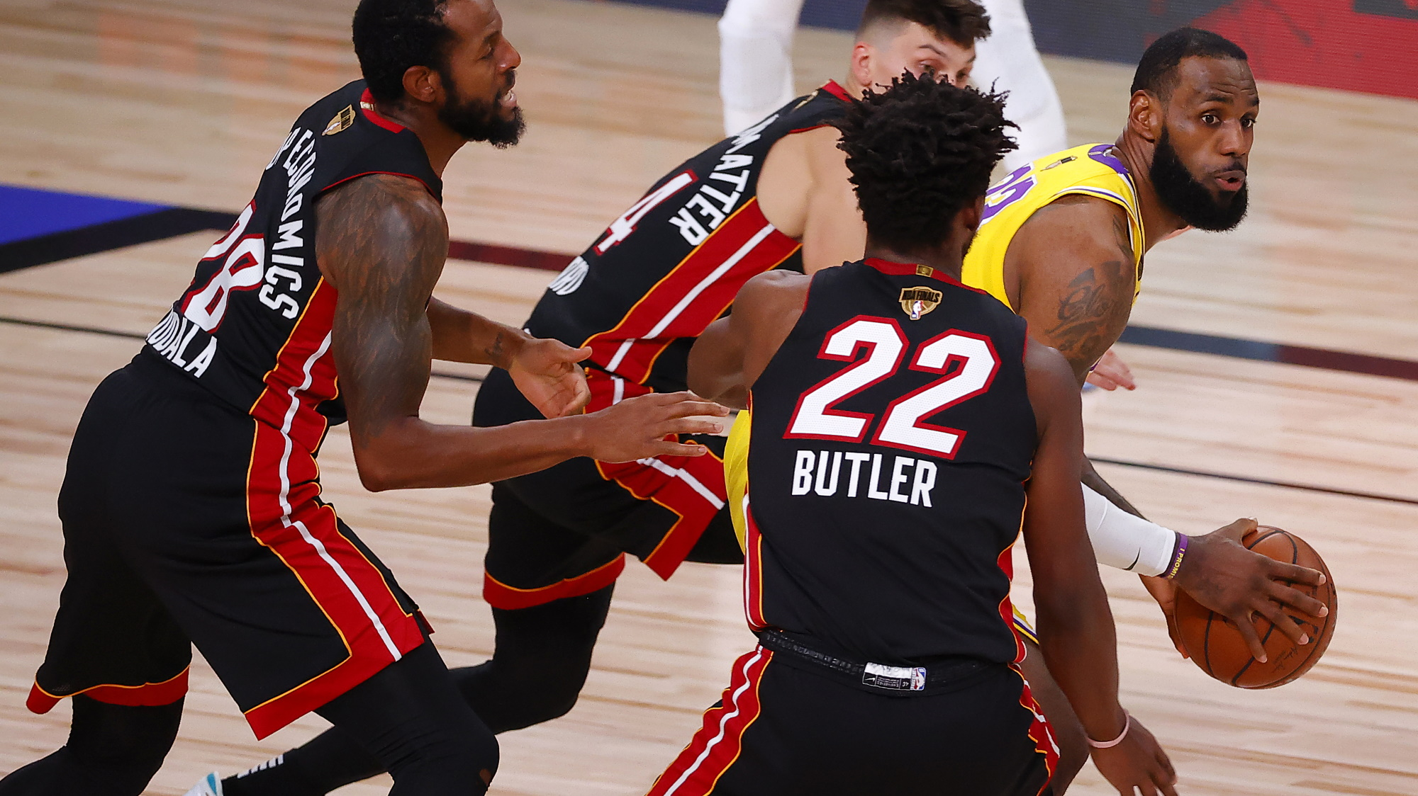 Lakers Vs Heat Live Stream How To Watch Nba Finals Game 2 Online From Anywhere Now Techradar