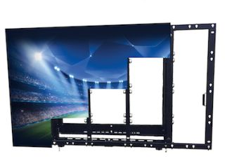 Peerless-AV Unveils LED Wall Mounting System