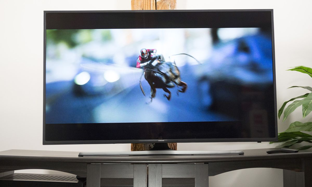Samsung 55 4k smart tv ue55nu6035kxxc