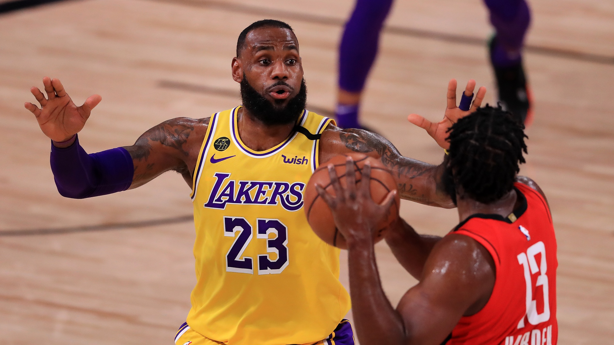 Lakers Vs Rockets Live Stream How To Watch Game 5 Of The Nba Playoffs Online Tom S Guide