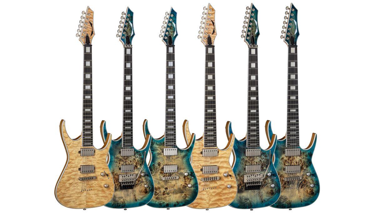 Dean Guitars reveals its top tier Exile Select Series