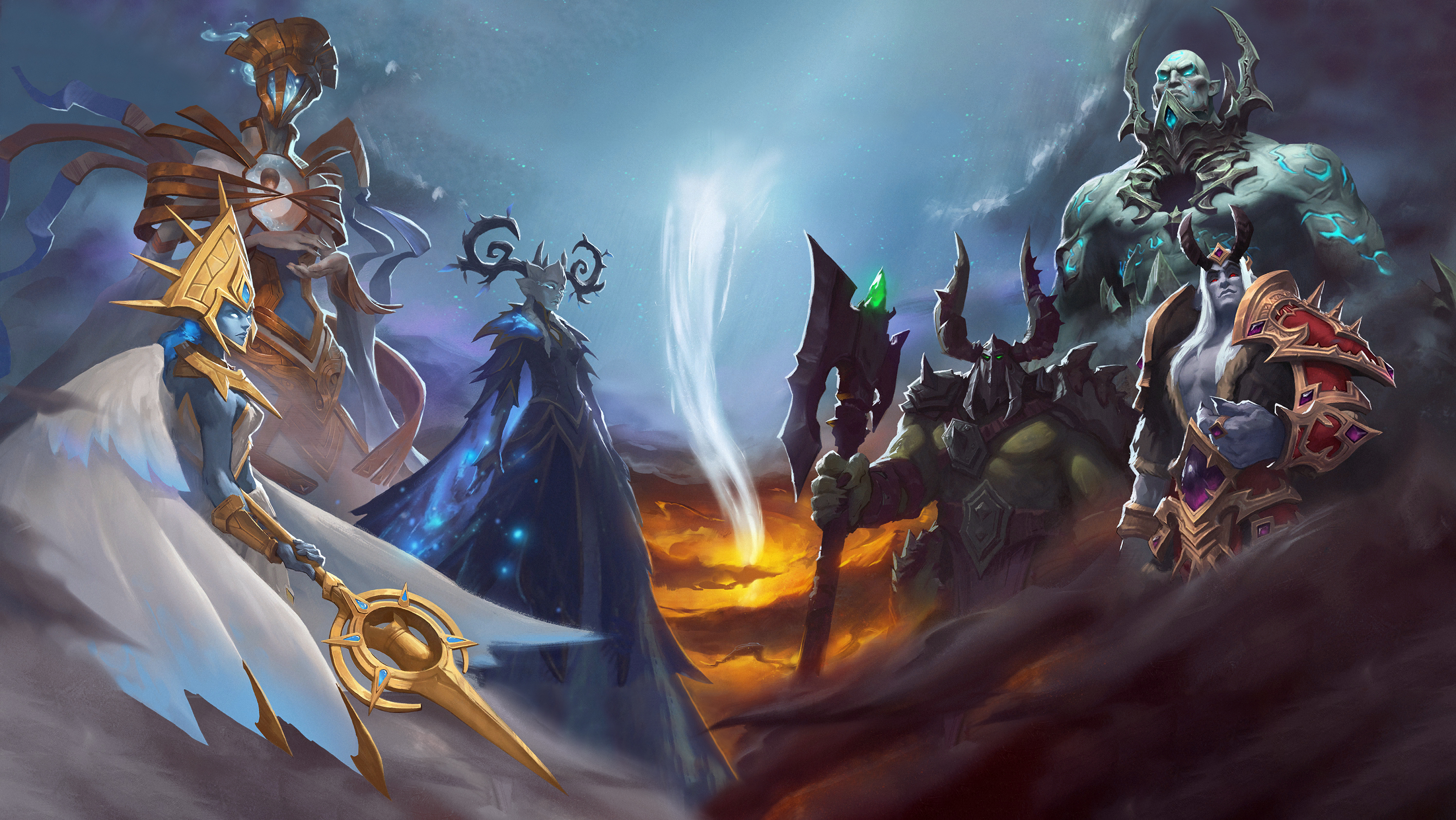WoW: Shadowlands World bosses guide: Location, loot, and how to defeat them  | PC Gamer