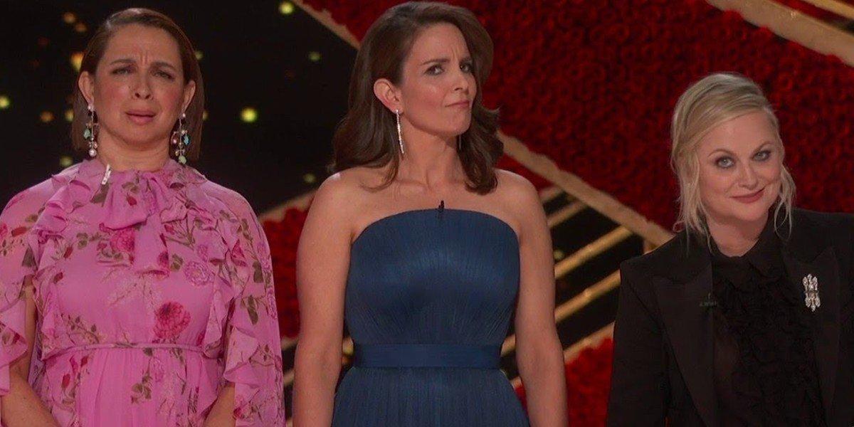 Maya Rudolph, Tina Fey, Amy Poehler - 91st Academy Awards