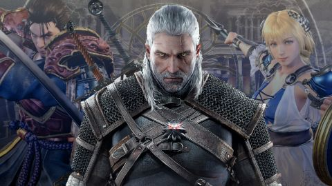 The Witcher's Geralt of Rivia Joins Soulcalibur 6